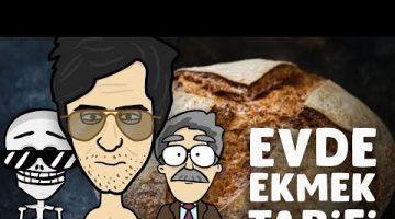 Evde Ekmek Tarifi   Özcan Show