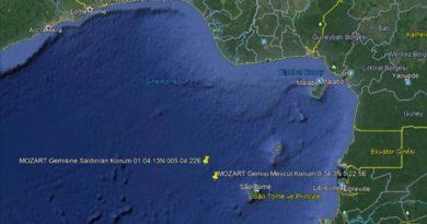 Nijerya açıklarında Türk gemisinden mürettebat kaçırıldı