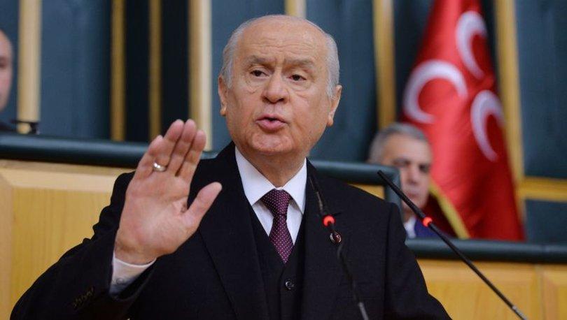 MHP Lideri Bahçeli: Üniversite sınavı tamamen kaldırılmalıdır