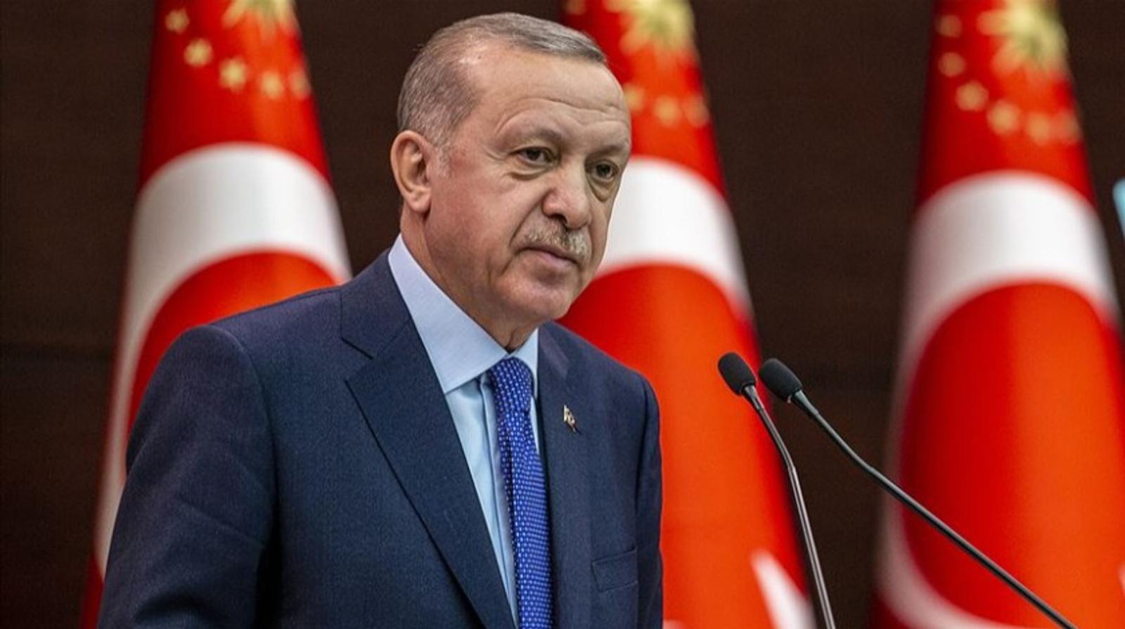 Cumhurbaşkanı Erdoğan'dan sert tepki! 'Haddin değil, ahlaksız!'