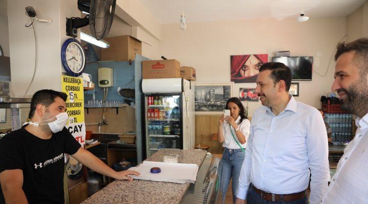 Gaziemir'de Emrez ve Aktepe Mahallesinde 'Dönüşüm yok CHP eziyeti