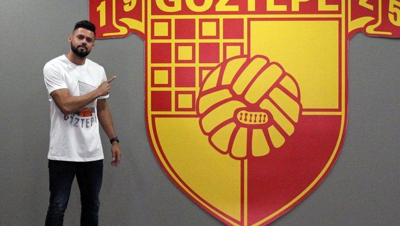 Göztepe, Brezilyalı futbolcu Lourency ile 3 yıllık sözleşme imzaladı