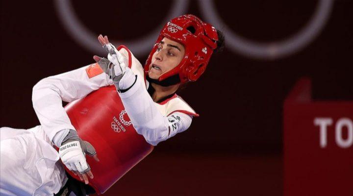Hatice Kübra İlgün, Tokyo 2020'de bronz madalya kazandı