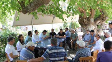 Seferihisar'da JES'e hayır, Menderes'te çöpe evet diyorlar
