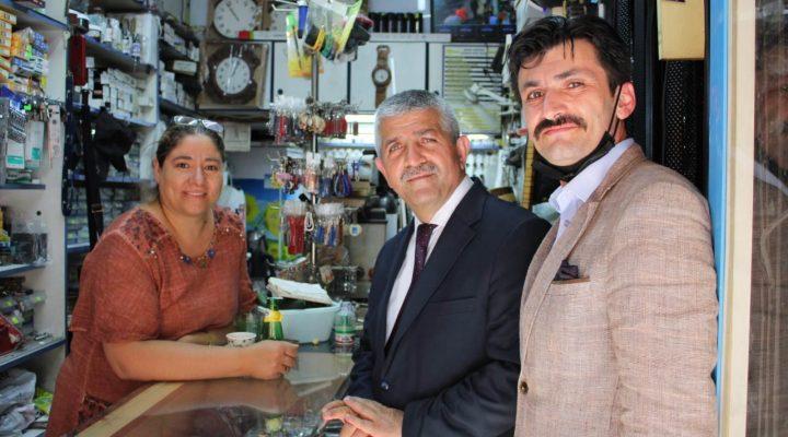 HDP'nin Kürsüsünde değil, Milletin Gönlündeyiz