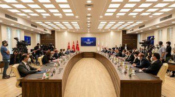 6. Dönem Toplu Sözleşme Görüşmeleri Başladı