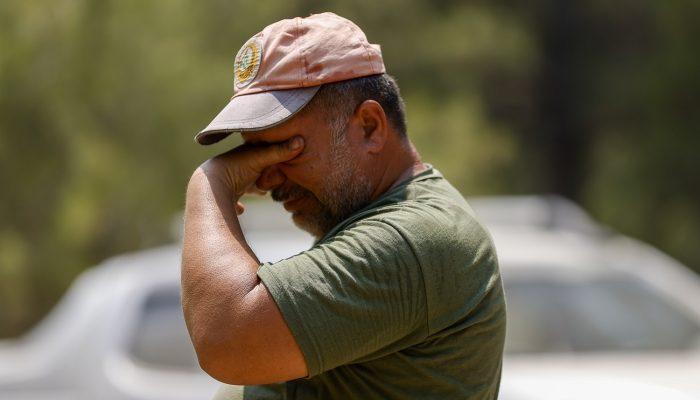 Orman işçisinden ağlatan anons: Son dakikaya kadar ayrılmayacağım