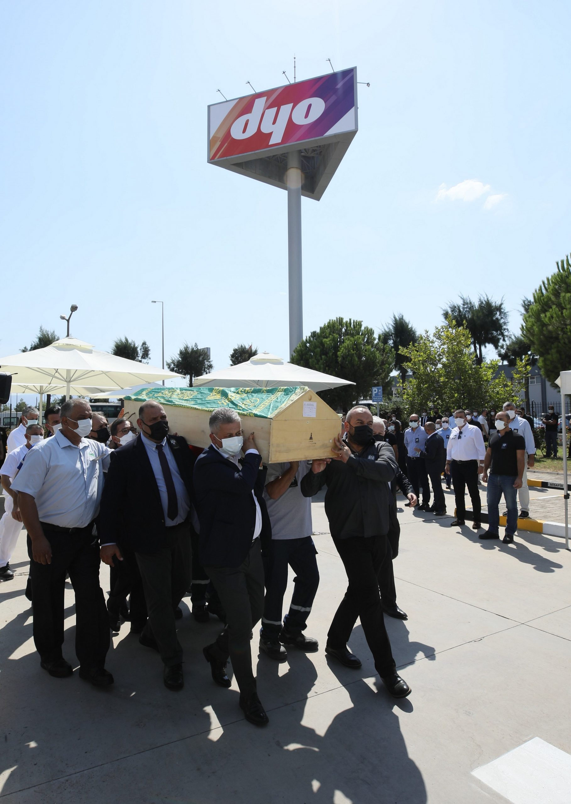 Mustafa Selim Yaşar Son Yolculuğuna Uğurlandı