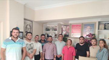 CHP Bayraklı İlçe Örgütü İle Uzman Sosyolog Terapist Kürşat Şahin Yıldırımer'den Bir ProjeDaha